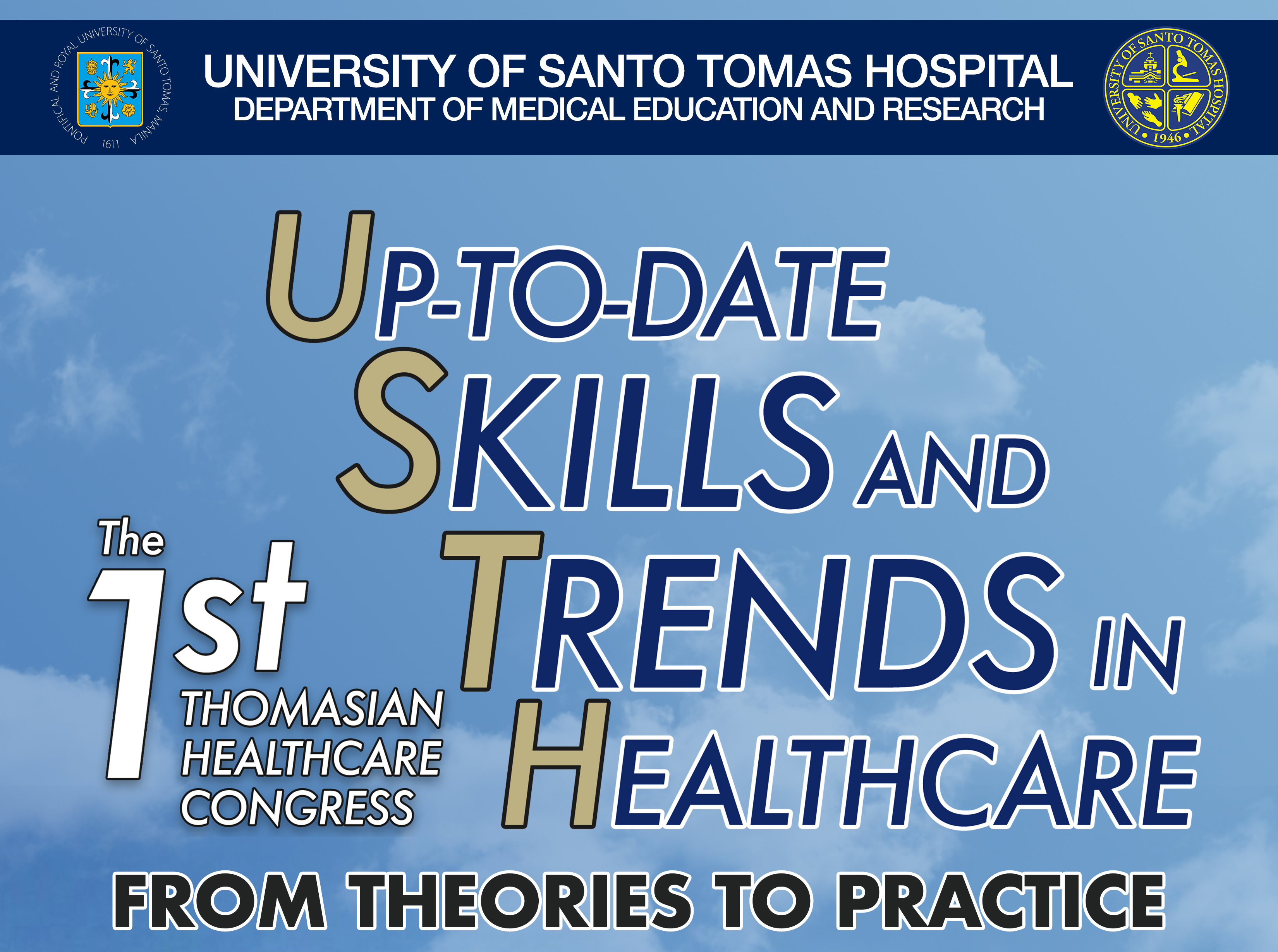 USTH: Up-to-date Skills and Trends in Healthcare: from theory to practice